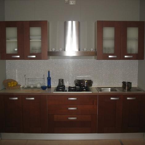 Cucina Berloni Prezzi. Elegant Attraente Cucina Verde E Rossa With ...