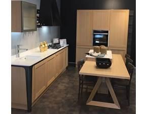 Cucina Berloni modello MILANO Spiga composizione con isola