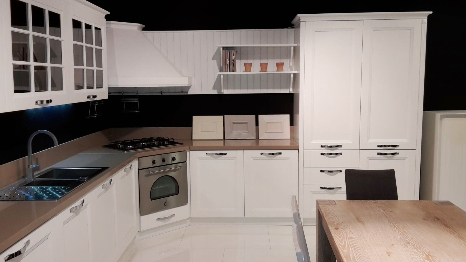 Cucina beverly biancospino by stosa cucine a prezzi scontati - Cucina beverly stosa prezzi ...