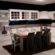 Cucina Beverly biancospino Stosa