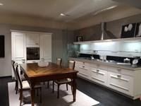 Cucine Snaidero Classiche.Cucina Bianca Classica Lineare Gioconda Snaidero Scontata