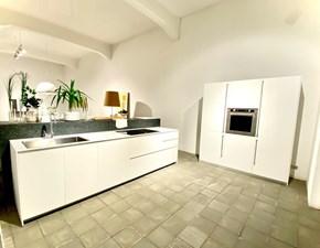 Cucina bianca design lineare Cucina skill Modulnova