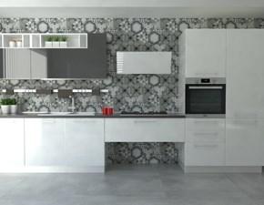 Cucina bianca modello Colibri' di Forma 2000