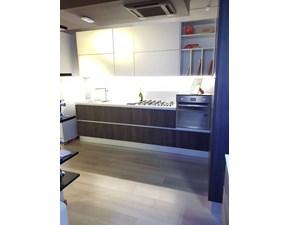 Cucina bianca moderna ad angolo Cucina ad angolo mod. infinity Nova cucina