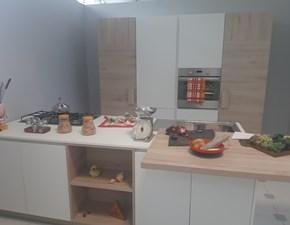 Cucina bianca moderna ad isola Oslo Gicinque cucine