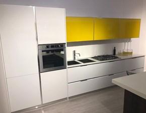 Cucina bianca moderna lineare Gentili 19 Gentili cucine