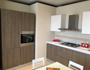 Cucina bianca moderna lineare Style di Doimo cucine