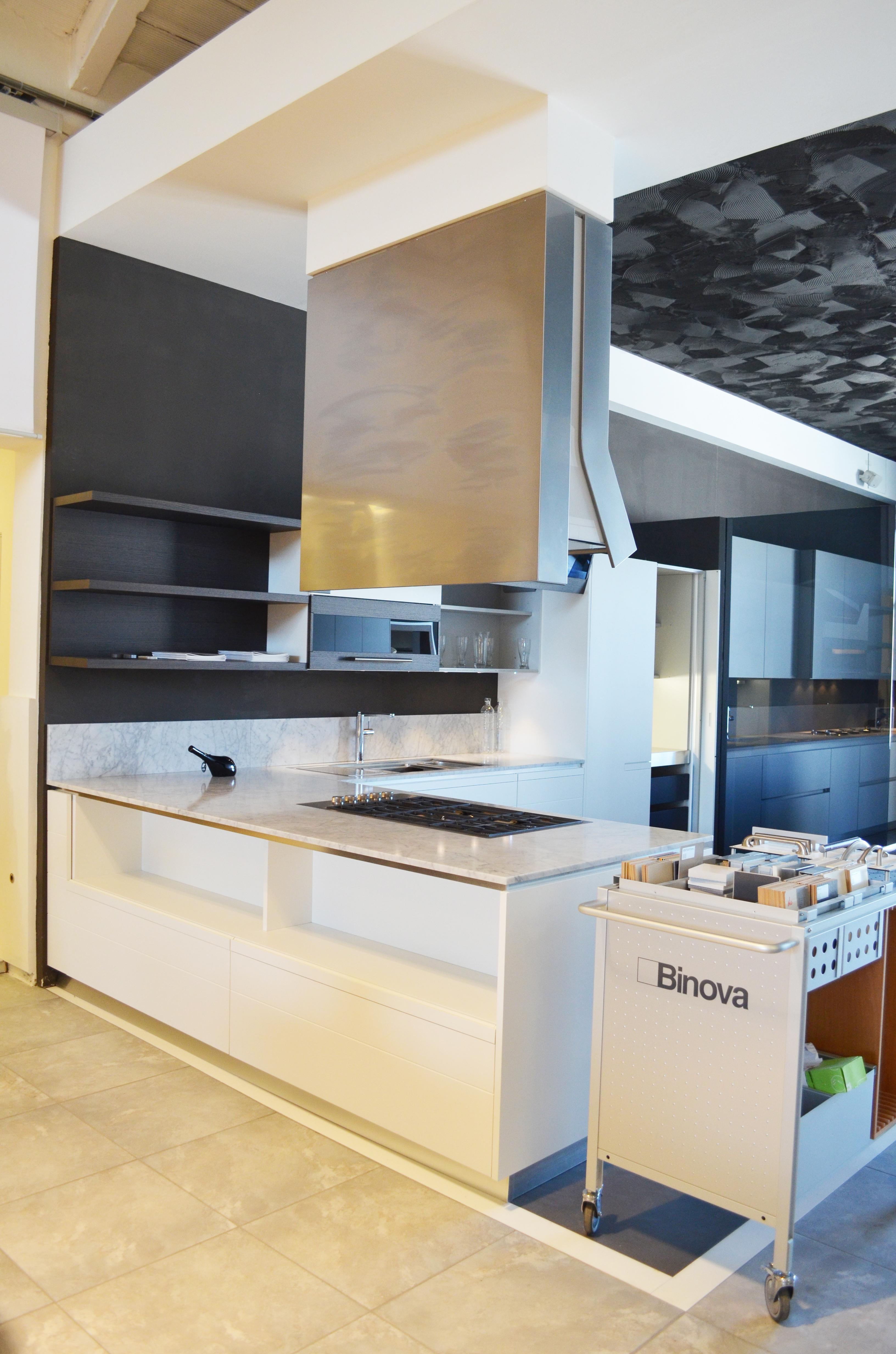 Cucina binova in promozione cucine a prezzi scontati - Cucine binova opinioni ...