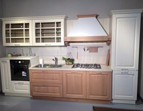 Cucina in muratura Scavolini modello Belvedere scontata del 50%