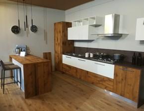 CUCINA Cadore casa ad isola Cucina modello classico in massello SCONTATA