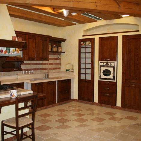 Cucina caramel in muratura cucine a prezzi scontati - Marmo cucina prezzi ...