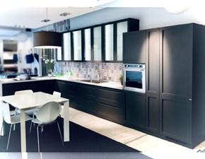 Cucina Carattere classica grigio ad angolo Scavolini