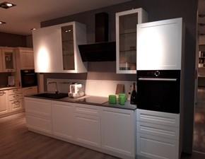 Cucina Carattere design bianca lineare Scavolini