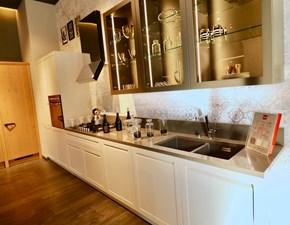 Cucina Carattere moderna grigio lineare Scavolini