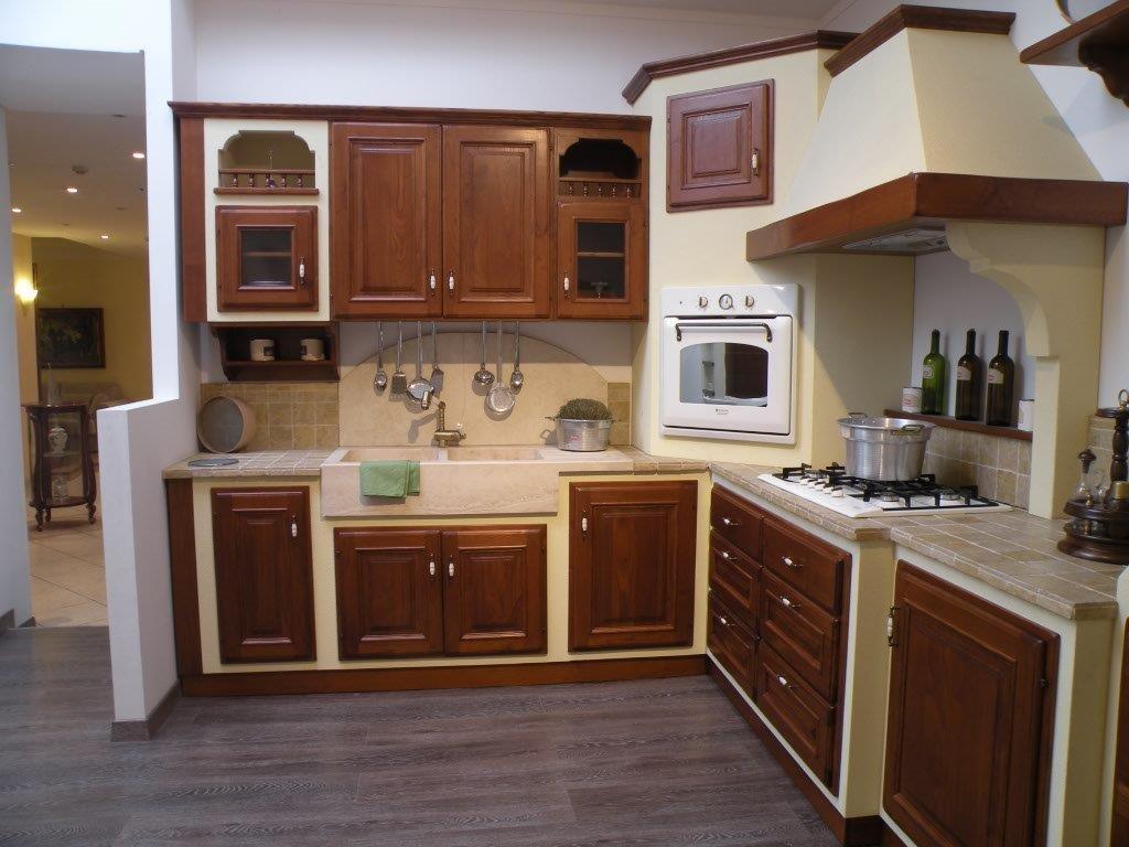 Cucina paganelli modello lavanda scontato del 62 cucine a prezzi scontati - Modelli di cucina in muratura ...