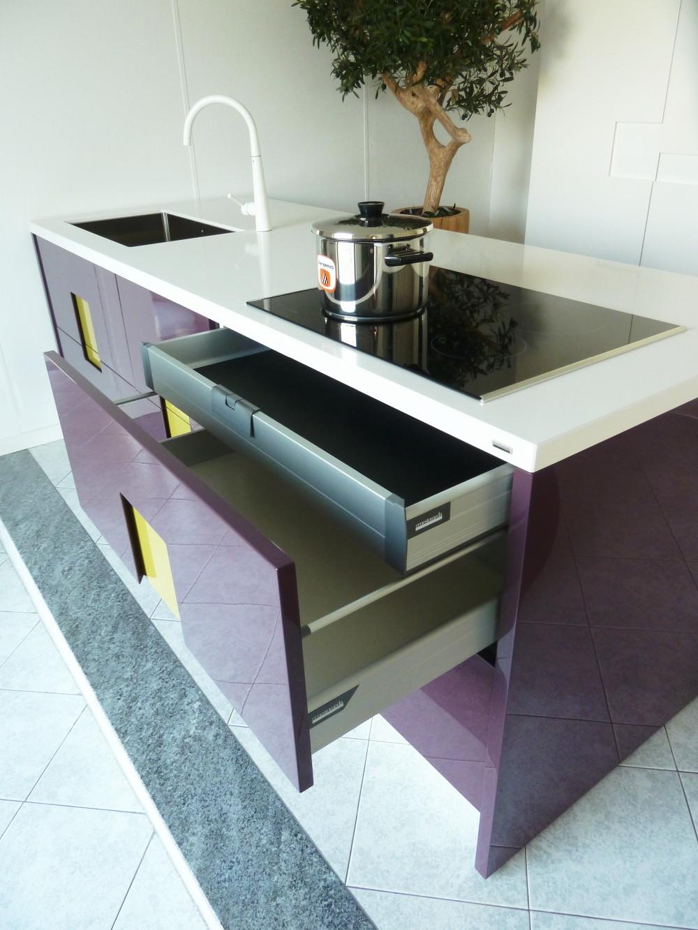 Emejing top cucina quarzo prezzi contemporary - Top cucina in quarzo ...
