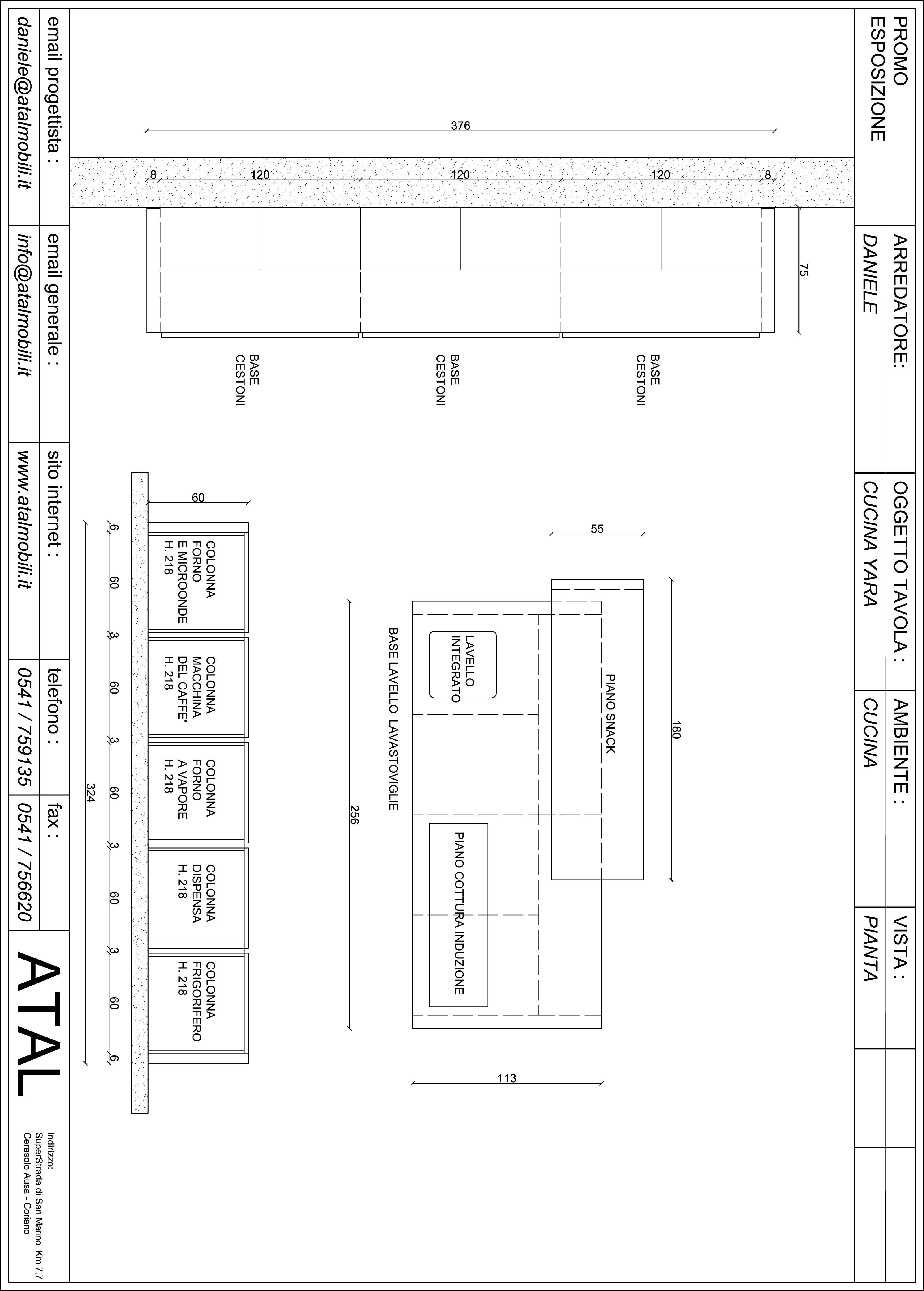 Dimensioni cucina cucine piccole dimensioni design casa - Dimensioni cucina standard ...