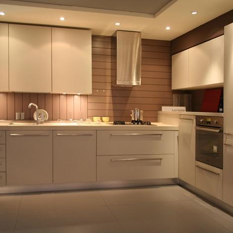 Cucina ad angolo cesar in legno con elettrodomestici cucine a prezzi scontati - Cucine cesar prezzi ...