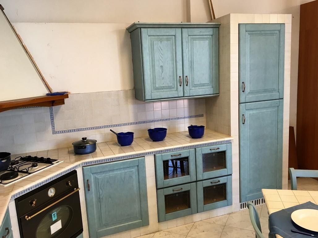 CUCINA CHARME SCAVOLINI SCONTATA DEL 75 % - Cucine a prezzi scontati