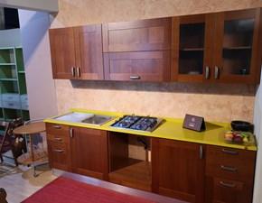Cucina ciliegio classica lineare Cucina expo Tre