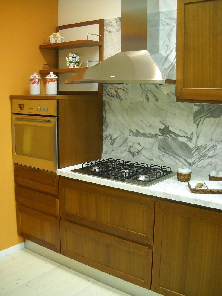 Cucina ciliegio massello cucine a prezzi scontati - Outlet cucine emilia romagna ...
