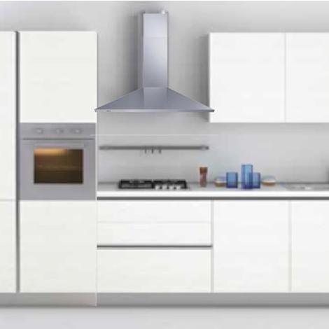 Cucina joy cm 360 scontata anche con quarzo cucine a - Cucine da 10000 euro ...