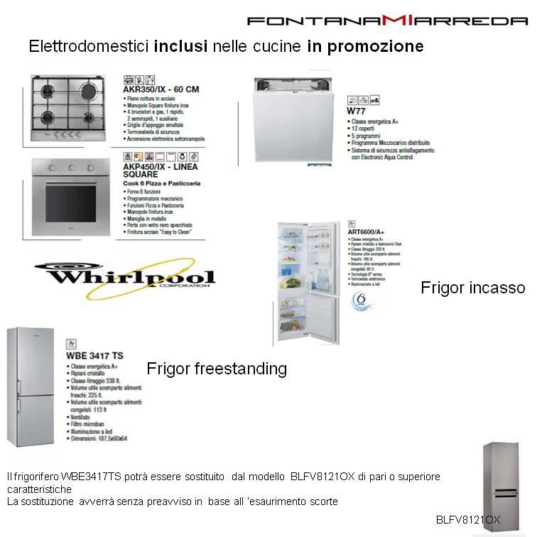 Emejing Cucina Freestanding Prezzi Contemporary - Ameripest.us ...