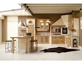 Cucina classica ad angolo Arrex Carola * a prezzo ribassato