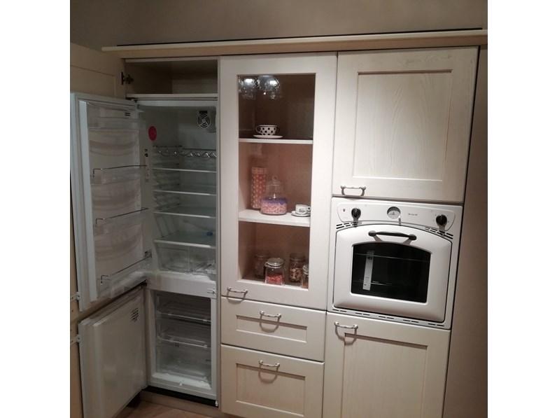 Cucina classica ad angolo Arrital cucine Ducale a prezzo scontato