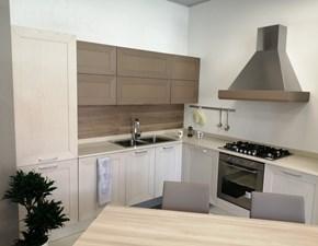 Cucina classica ad angolo Forma 2000 Keit a prezzo scontato