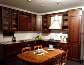 Cucina classica ad angolo Vismap Laura  a prezzo ribassato