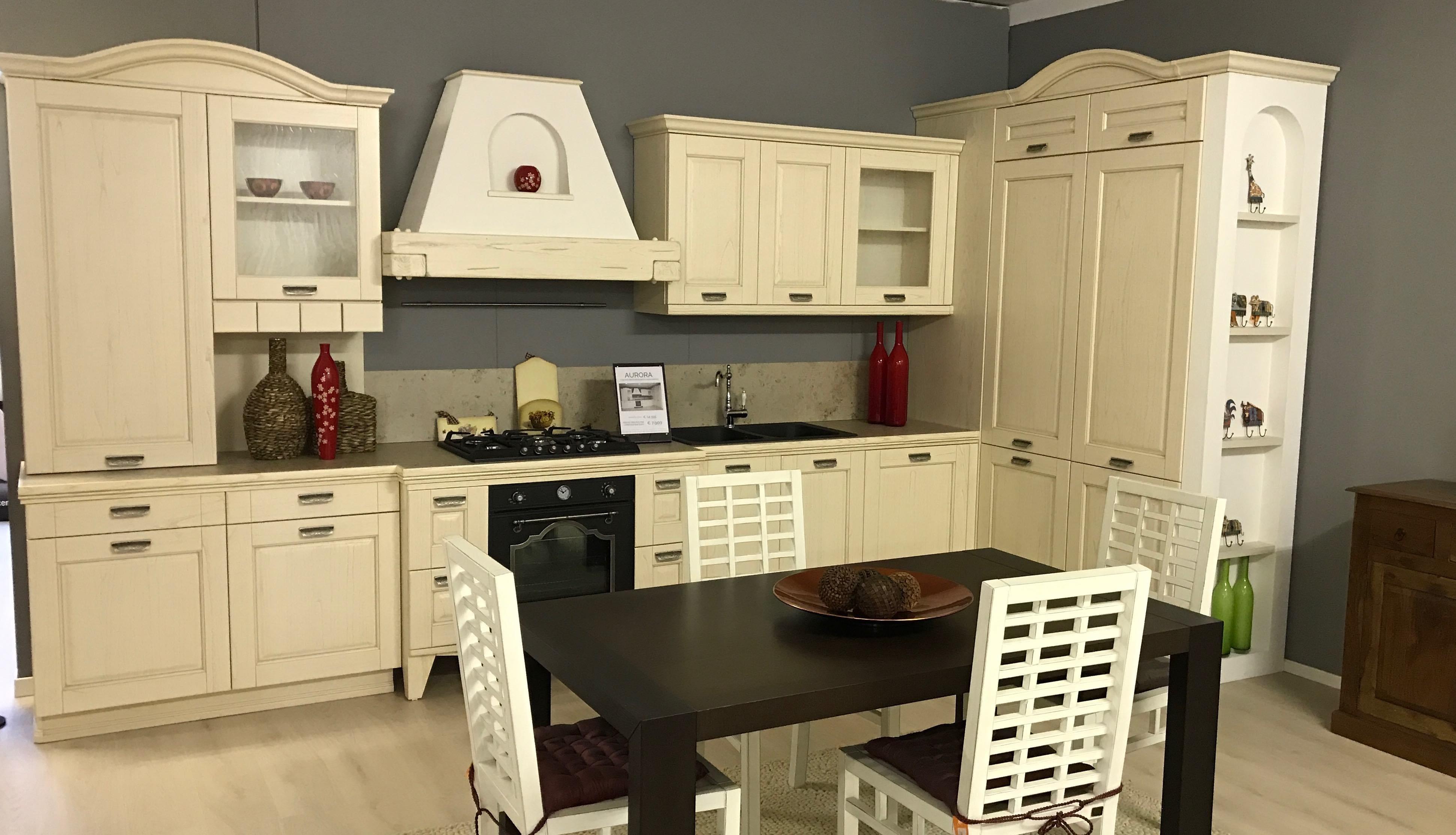 Cucina classica ad angolo cucine a prezzi scontati - Cucine ad angolo usate ...