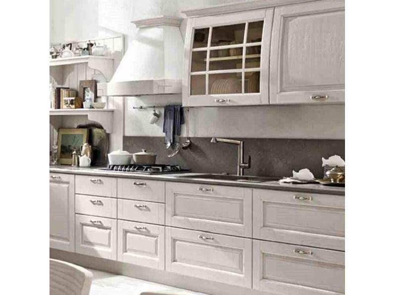 Cucina classica Bolgheri di Stosa Cucine composizione base