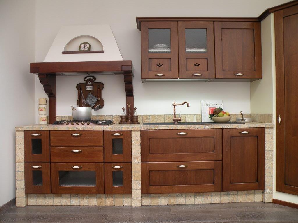 Cucina classica gatto in offerta 68 cucine a prezzi - Cucina scavolini classica ...