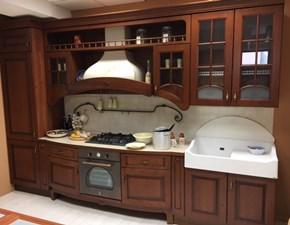 cucina classica in legno massello
