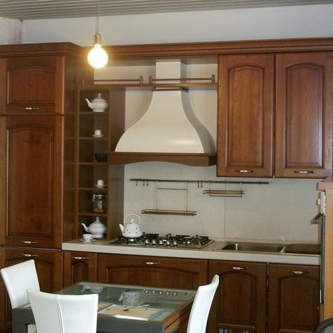 cucina classica legno massello scontata 50 europlak natura