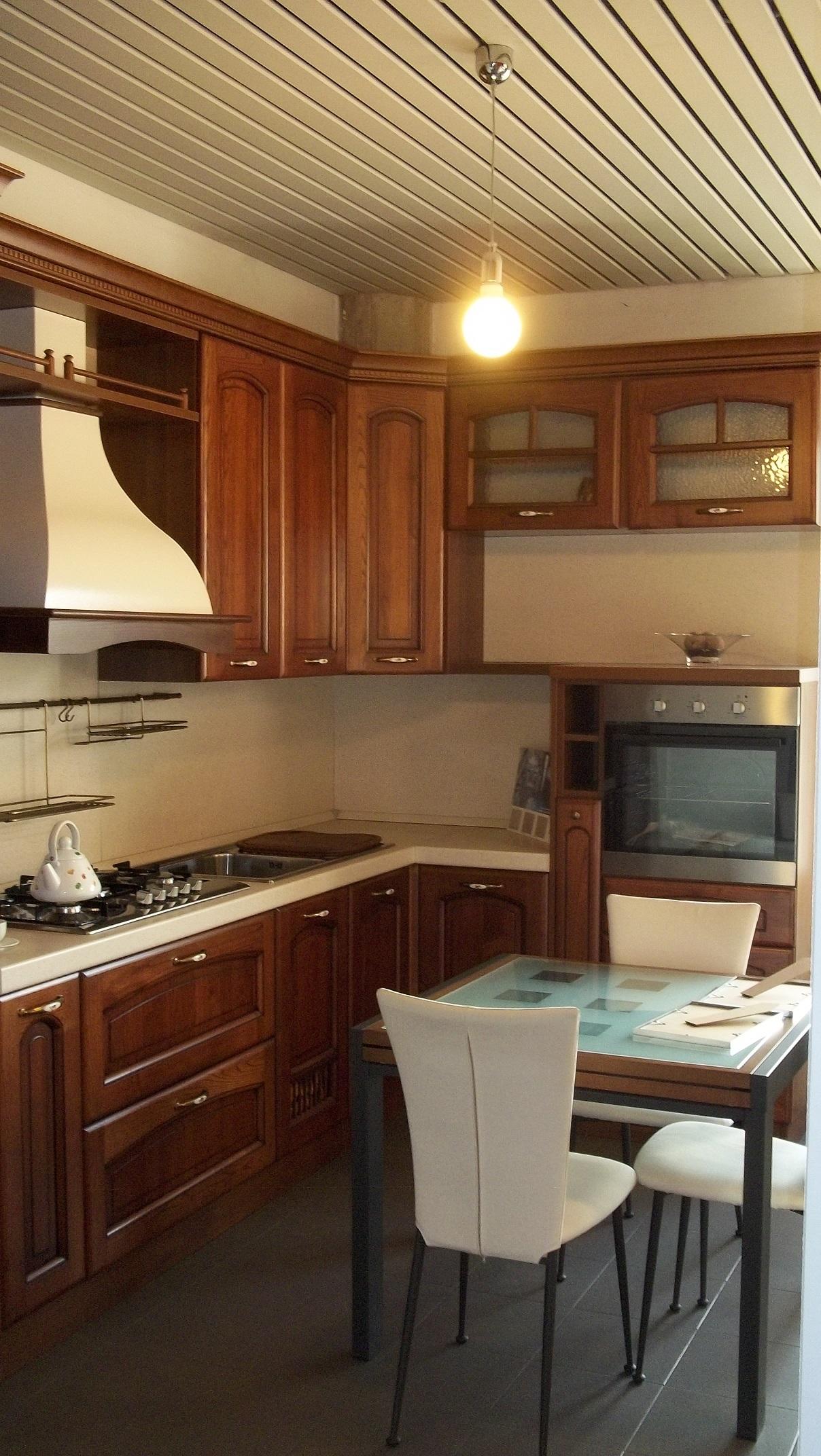 Beautiful Cucine In Legno Massello Classiche Images - Ideas ...