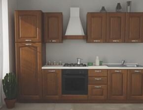 Cucina classica lineare Artigianale Anita  a prezzo scontato