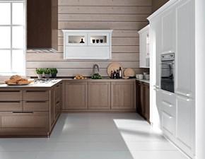 Cucina classica lineare Astra California a prezzo ribassato