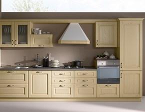 Cucina classica lineare Net cucine Bea 390 a prezzo ribassato