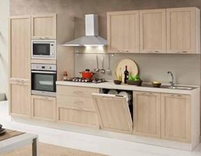 Cucina classica lineare Net cucine Patty a prezzo scontato