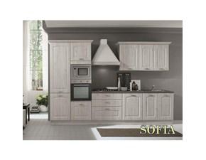 Cucina classica lineare Net cucine Sofia 360 a prezzo scontato