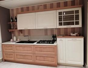 Cucina classica lineare Stosa cucine Bolgheri a prezzo ribassato