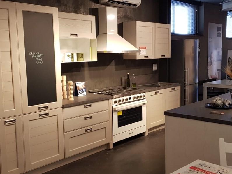 Cucina classica lineare Stosa cucine York a prezzo ribassato