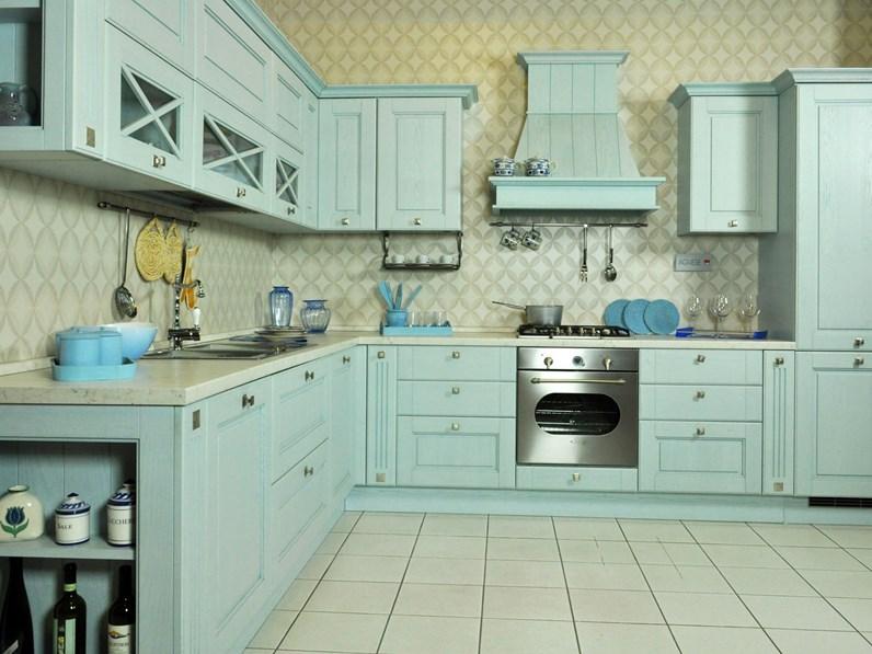Cucina classica lube modello agnese in offerta a prezzo di saldo - Sonicatore cucina prezzo ...