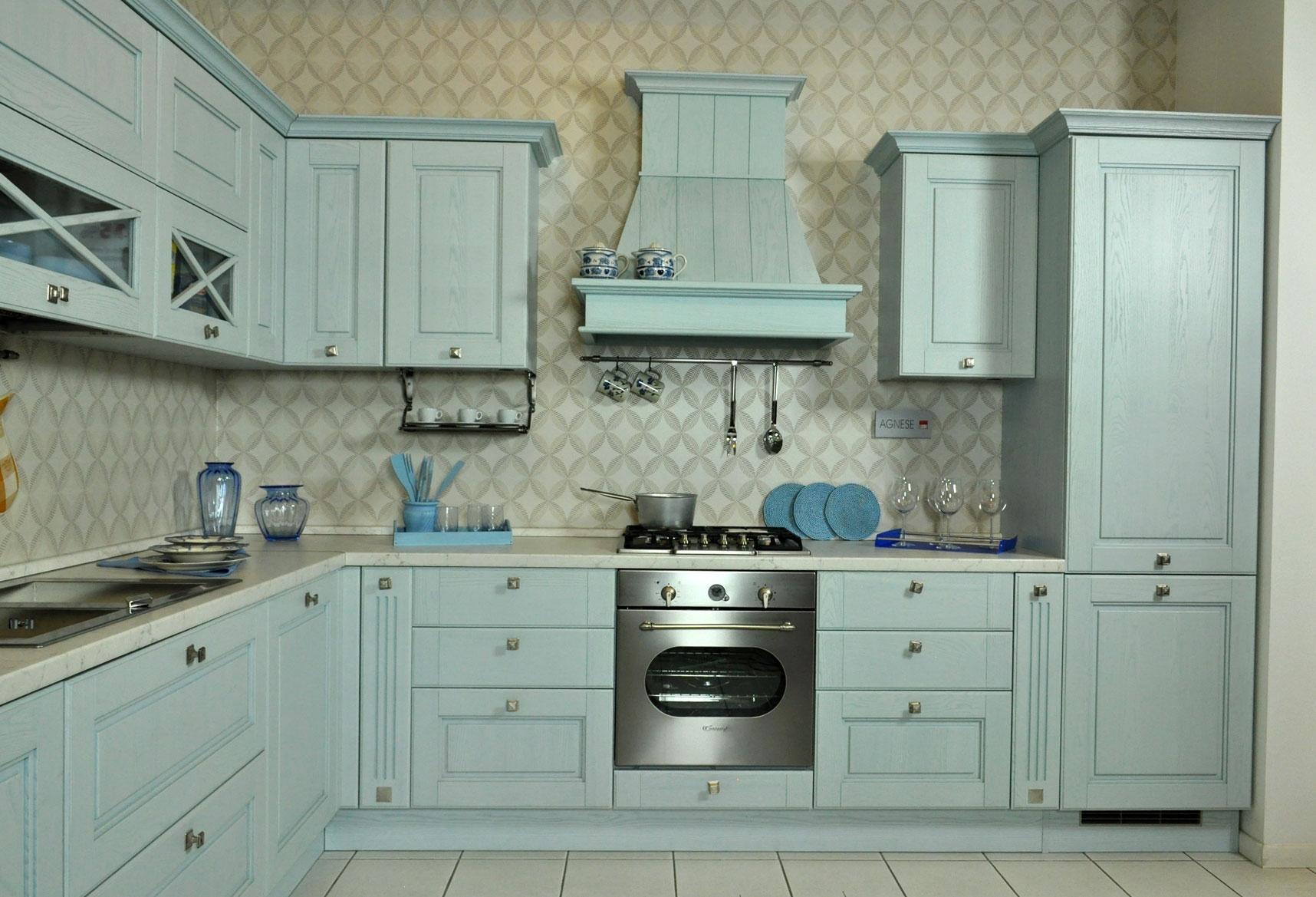 Cucina classica lube modello agnese in offerta a prezzo di - Cucine faber prezzi ...