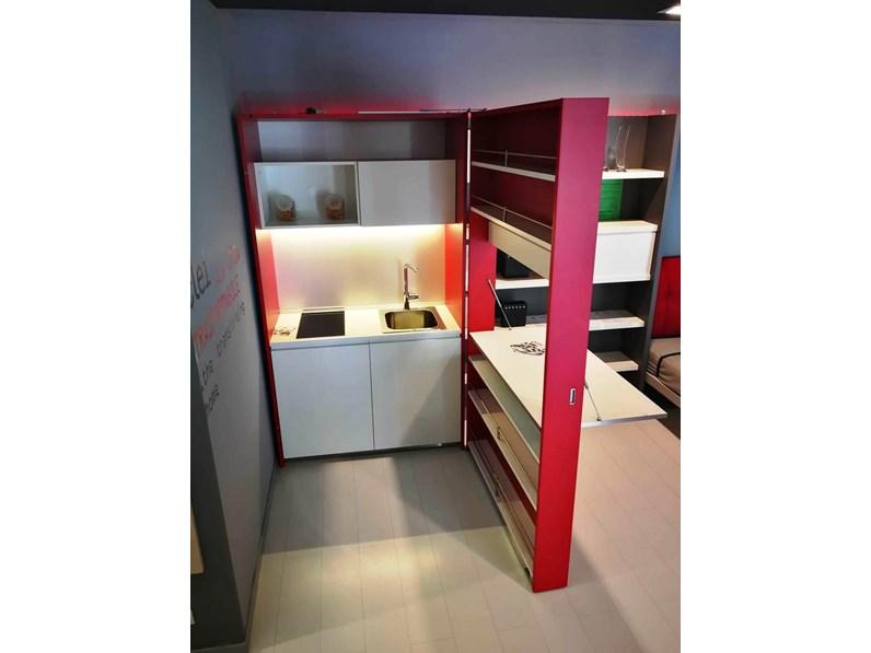 Cucina clei lineare kitchen box scontata for Simoni arreda milano