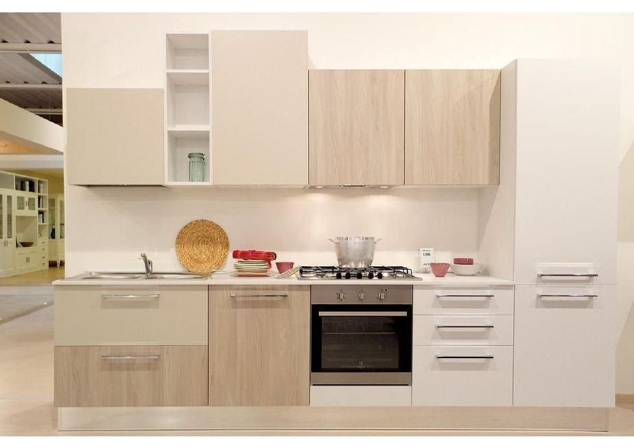Cucina cm 330 in promozione cucine a prezzi scontati - Lunghezza cucina ...