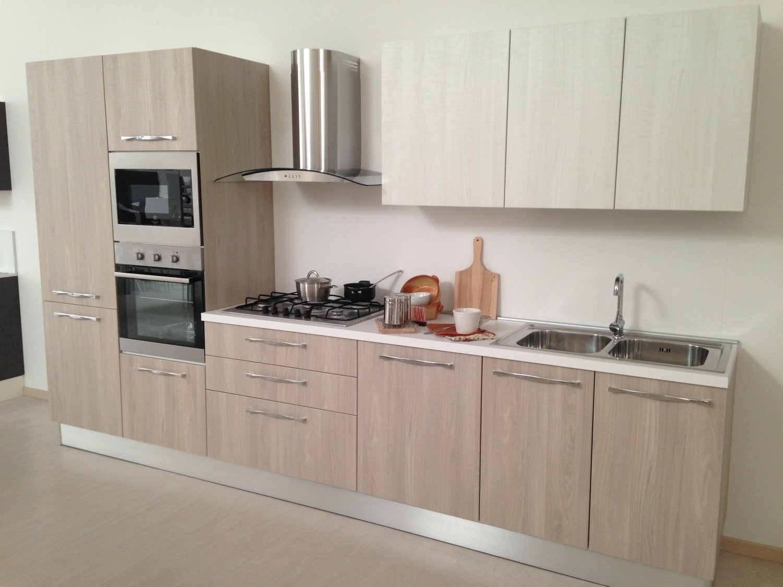 Cucina cm 360 in promozione cucine a prezzi scontati - Cucine lineari 3 30 ...