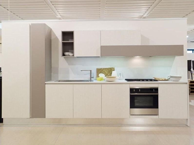 Cucina astra cucine iride moderna laccato lucido - Cucine bicolore moderne ...
